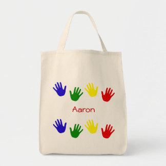 Aaron Canvas Bag
