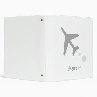 Aaron Vinyl Binder