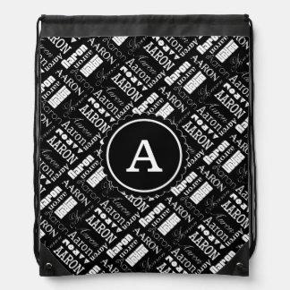 Aaron Drawstring Backpacks