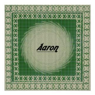 Aaron Personalized Invites
