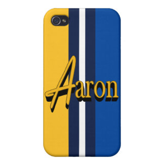 Aaron iPhone Case Cover For iPhone 4