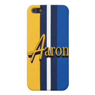Aaron iPhone Case iPhone 5/5S Cases