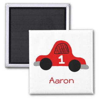 Aaron Fridge Magnet