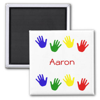 Aaron Refrigerator Magnets