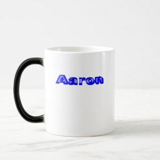 Aaron Morphing Mug
