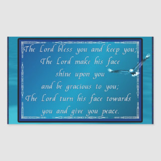 Aaronic blessing!