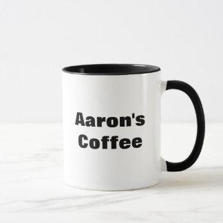 Aaron's Coffee Mug