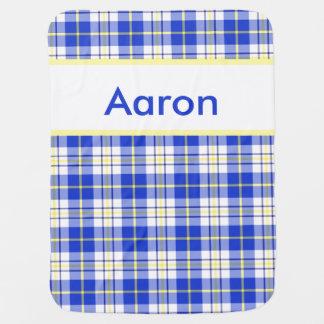 Aaron's Personalized Blanket