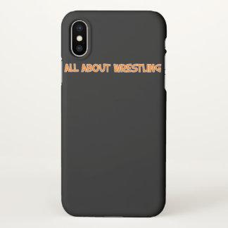 AAW Phonecase iPhone X Case