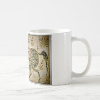 Aayat-ul-kursi, Bijapur,16th century. Coffee Mug