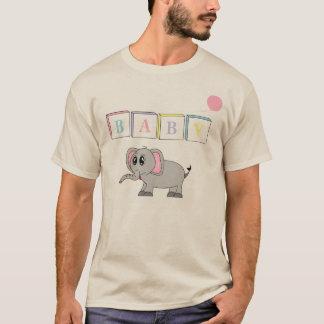 AB/ Adult Baby Cute Elephant T-Shirt