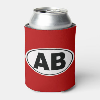 AB Atlantic Beach Florida Can Cooler