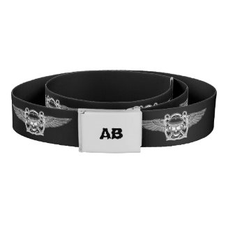 AB Belt Jolly Rodger