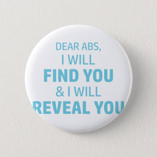 Ab Reveal 2 Inch Round Button