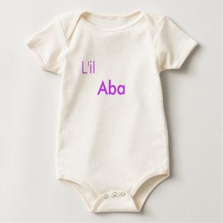Aba Baby Bodysuits