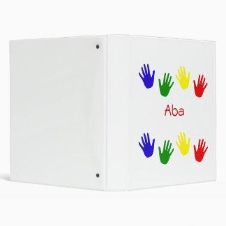 Aba Vinyl Binders