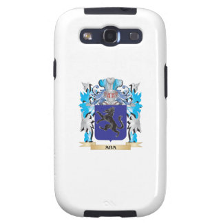Aba Coat Of Arms Samsung Galaxy SIII Covers
