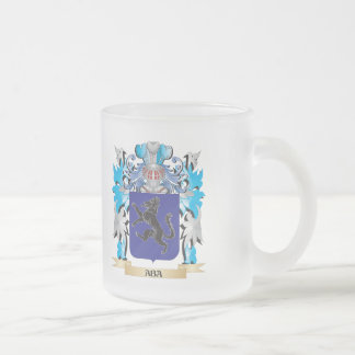 Aba Coat Of Arms Frosted Glass Mug