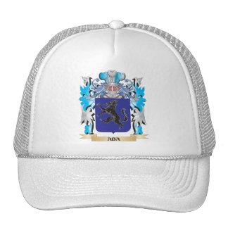 Aba Coat Of Arms Mesh Hats