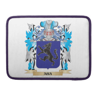 Aba Coat Of Arms Sleeves For MacBook Pro