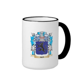 Aba Coat Of Arms Coffee Mug