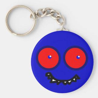 Aba Face Keychain