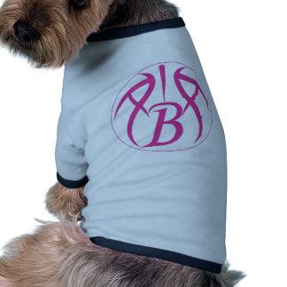 ABA Hot Pink Doggie Tee Shirt