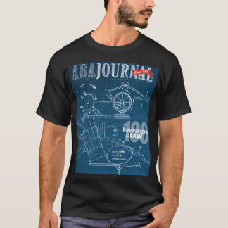 ABA Journal 100 Years of Innovation and the Law T-Shirt