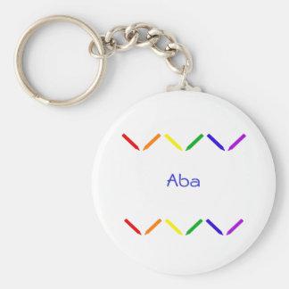 Aba Key Chain