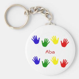 Aba Keychain