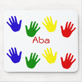 Aba Mouse Pad