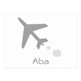 Aba Post Cards