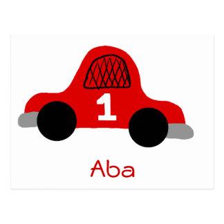 Aba Post Card