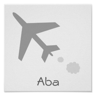 Aba Poster