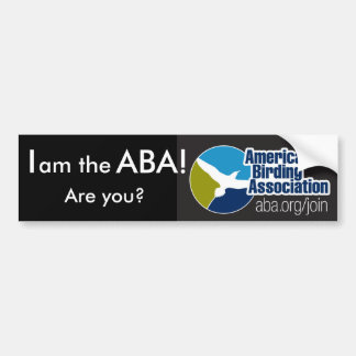 ABA Recruitment Bumper Sticker