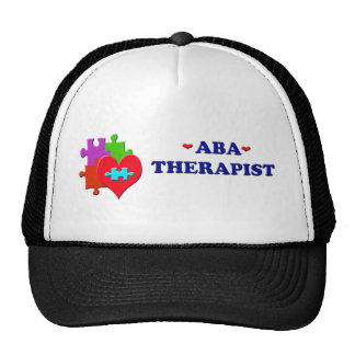 ABA Therapist Hat
