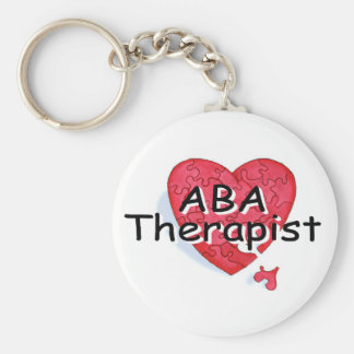 ABA Therapist Key Chains