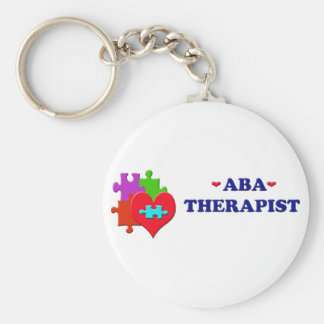 ABA Therapist Keychains