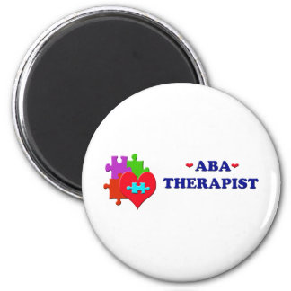 ABA Therapist Fridge Magnet