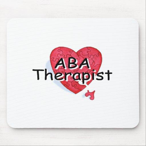 ABA Therapist Mousepads