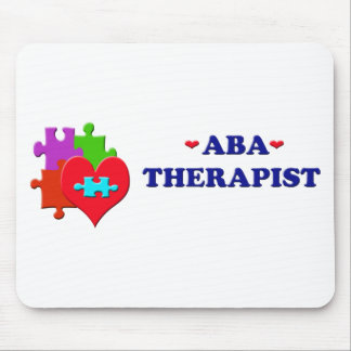ABA Therapist Mouse Pads