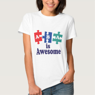 ABA Therapy Is Awesome Tshirt