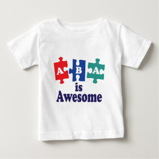 ABA Therapy Is Awesome Tshirts
