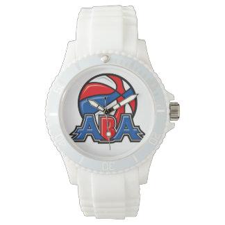 ABA Women's Sporty White Watch