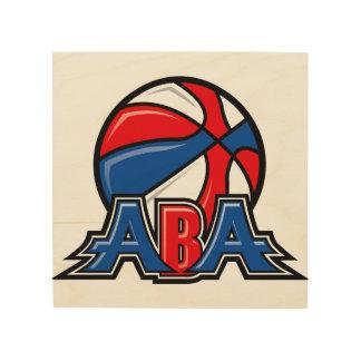 ABA Wood Wall Art Wood Canvas