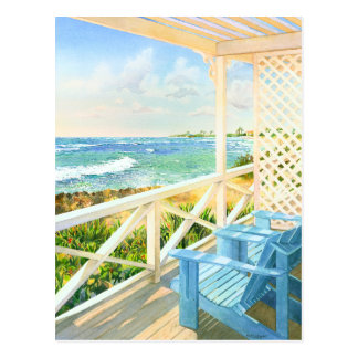 Abaco InnCounter Postcard