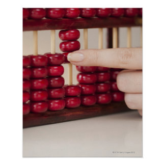 Abacus Poster