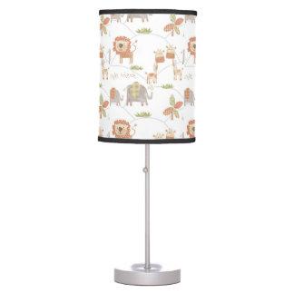 Abajur animal table lamp