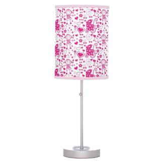 Abajur Girl Table Lamp