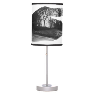 "Abajur of table ""Forest hand "" Table Lamp"